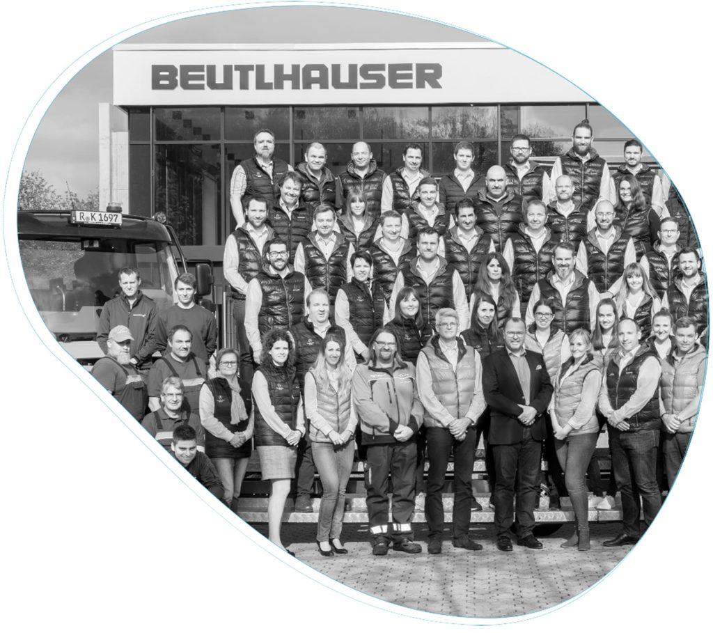 Beutelhauser Team-Foto